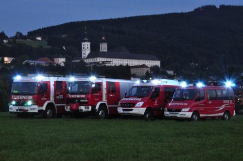 Feuerwehr Schlierbach