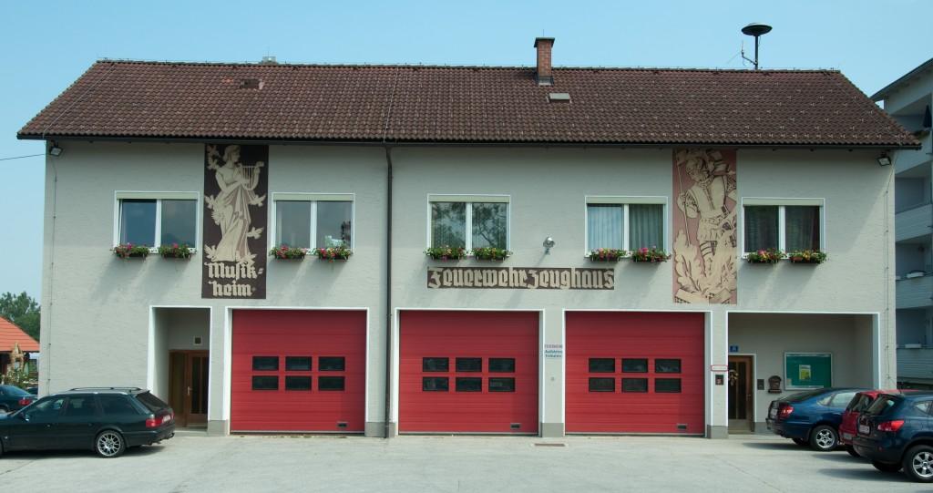 Feuerwehrhaus Schlierbach